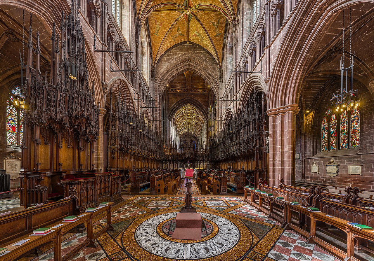Best House Plan Website Chester Cathedral Choir Cheshire Uk 1280x895