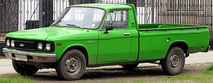 Chevrolet LUV - Image: Chevrolet Luv 1600 1978 (14946596329)