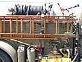 Chevrolet WW II fire truck Eagle Field Two ladder 1.JPG