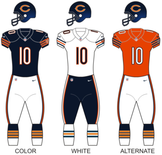 Chicago Bears National Football League franchise in Chicago, Illinois