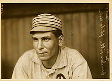 Chief Bender, Philadelphia Athletics pitcher, by Paul Thompson, 1911.jpg
