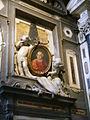 Chiesa dei Santi Michele e Gaetano, tomba del cardinale Francesco Martelli2.JPG