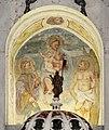 Chiesa dell'Inviolata - Riva del Garda - High altar fresco.jpg