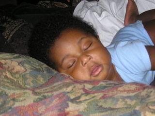 child-development sleeping