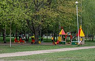 Children's playground (Minsk, Belarus) — Детская площадка (Минск, Беларусь) 1.jpg