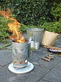 Chimney starter used as hobo stove 02.jpg