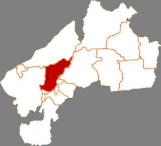 Meilisi Daur District District in Heilongjiang, Peoples Republic of China