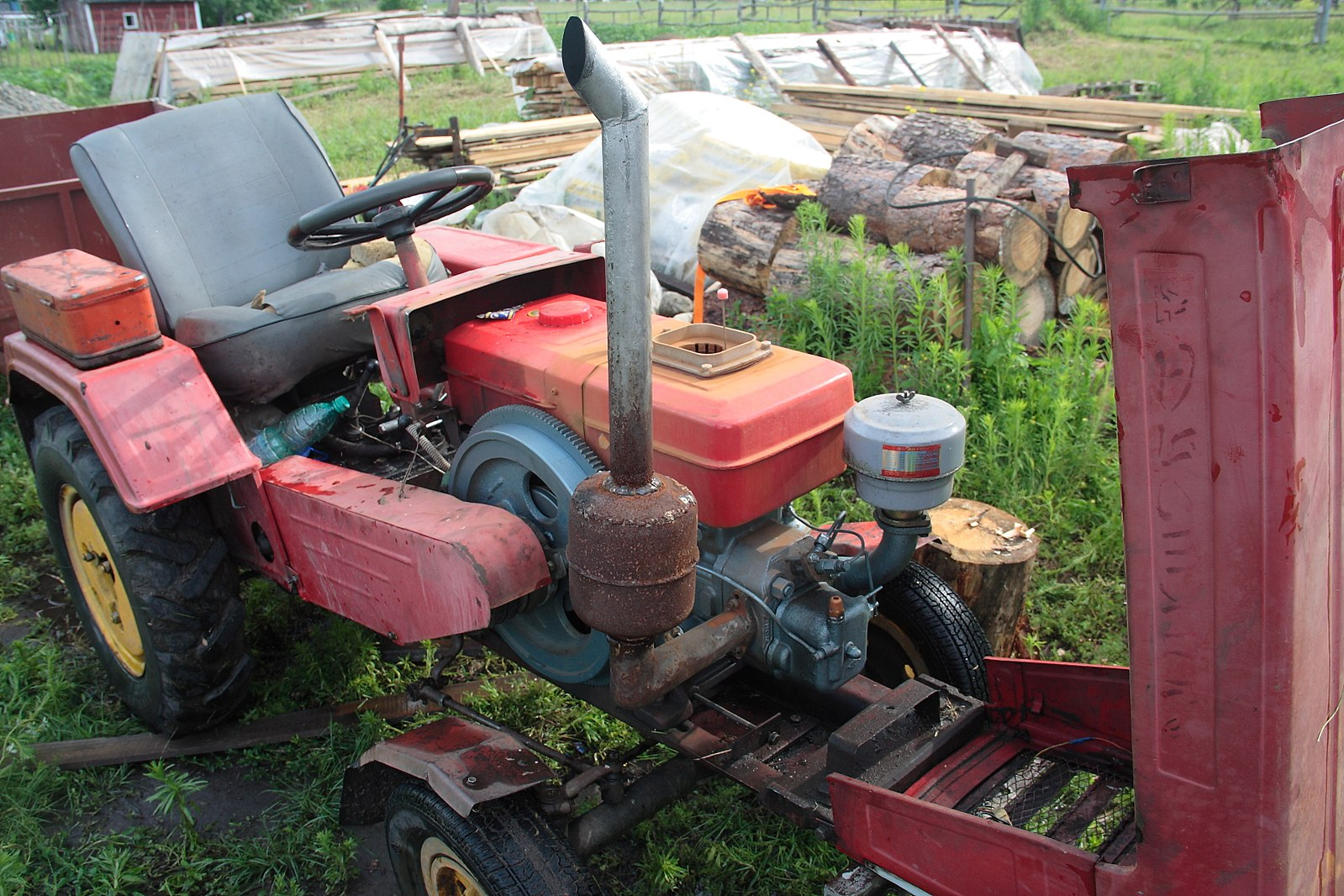 Купить двиготель на китайский одноцилиндровый трактор