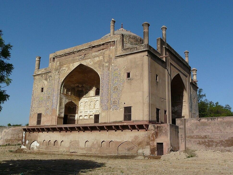 Chini ka Rauza, Agra