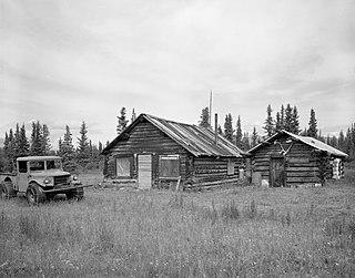Chisana, Alaska CDP in Alaska, United States