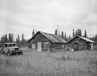 Chisana, Alaska - Chisana's post office