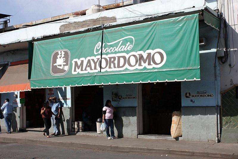 Lojas de chocolate no México