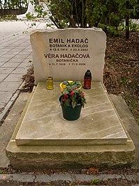 Chodovský hřbitov - Emil Hadač.jpg