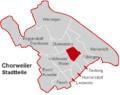 Chorweiler Stadtteil Chorweiler.PNG