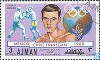 Chris Finnegan 1971 Ajman stamp.jpg