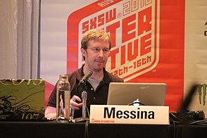 Chris Messina proposed the use of hashtags in his famous 2007 tweet.
