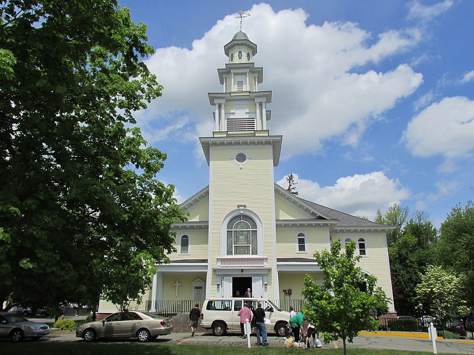 Christ Church United, Dracut MA