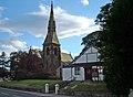 Christ Church and Parochial Hall, Great Ayton - geograph.org.uk - 543927.jpg