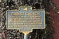 Christ Church marker Tarrytown jeh.jpg