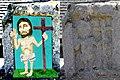Christ ressucite benissant calvaire Caudan.jpg