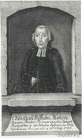 Christian Wilhelm Haken