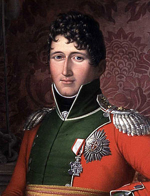 Kingdom of Norway (1814) - Christian Frederick in 1813.