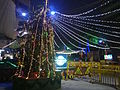 Christmas Lights Park Street, Kolkata 8.jpg