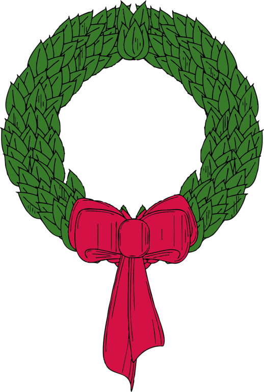 Christmas Reef Png.File Christmas Wreath Png Wikipedia