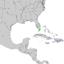 Chrysophyllum oliviforme range map 2.png