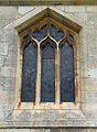 Church of St Andrew, Boothby Pagnell, Lincolnshire, England - South Aisle central window.jpg
