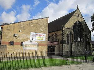 Croxteth - Image: Church of the Good Shepherd, Croxteth (2)