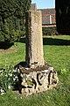 Churchyard Cross - geograph.org.uk - 1288690.jpg