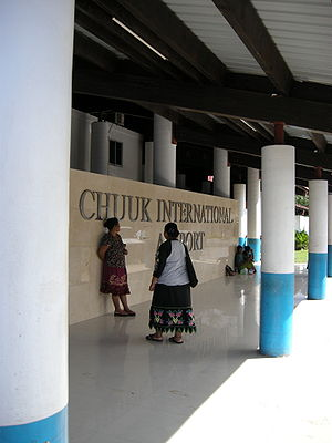 Weno - Chuuk International Airport