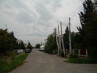 Tlmače - Image: Cintorinska tlmace