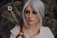 Ciri Cosplay (The Witcher 3 Wild Hunt) • 2.jpg