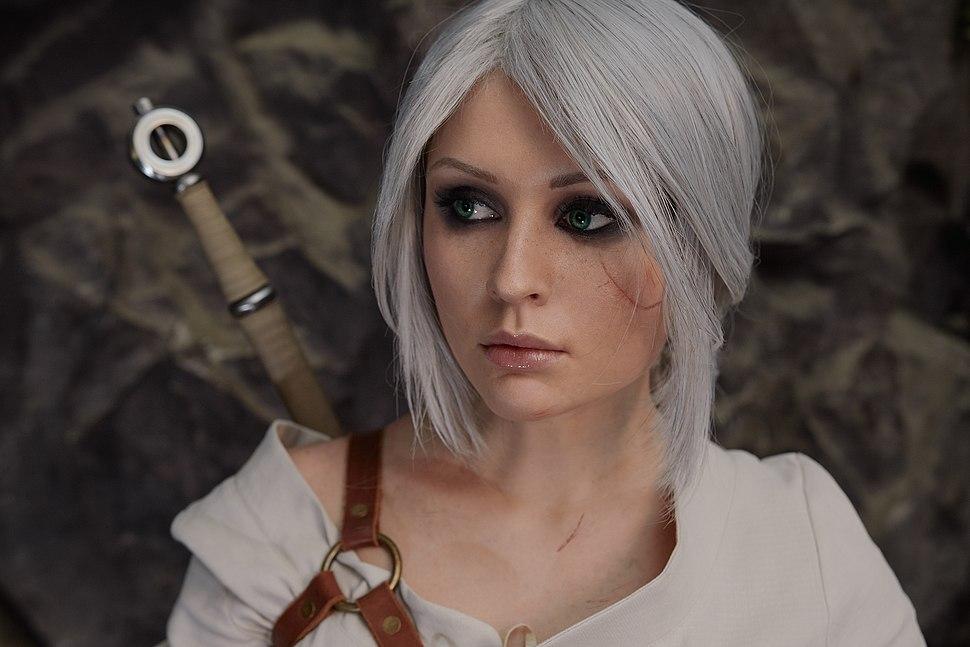 Ciri Cosplay (The Witcher 3 Wild Hunt) • 2