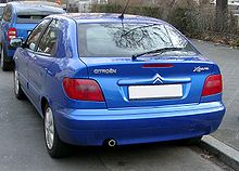 Citroën Xsara — Wikipédia