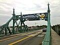 City Island Bridge - from sidewalk, 2011.jpg