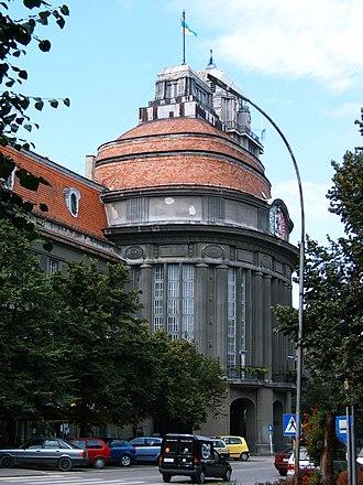Senta - Senta, City Hall
