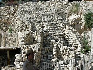 Millo - Stepped stone structure/millo.