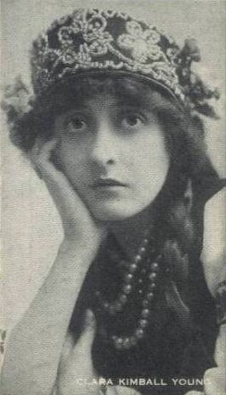 Clara Kimball Young - Kimball Young circa 1916