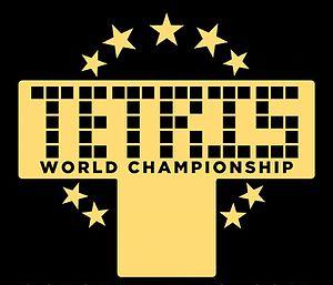 Classic Tetris World Championship - Image: Classic Tetris World Championship Logo