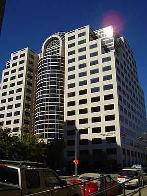 Texas Attorney General - The William P. Clements State Office Building houses the Attorney General offices.