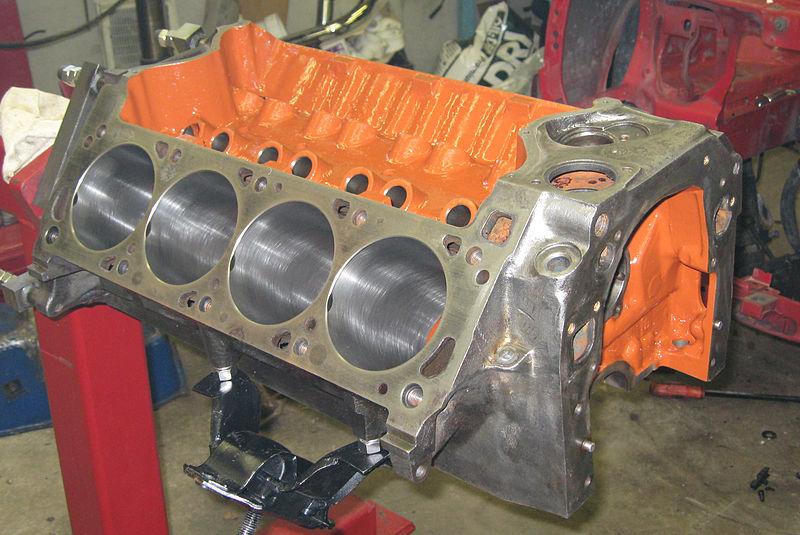 Image Result For Corvette Engine Build