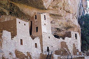 Cliff Palace - Image: Cliff Palace Dwellings