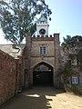 Clock tower on Brownsea Island (33876530966).jpg