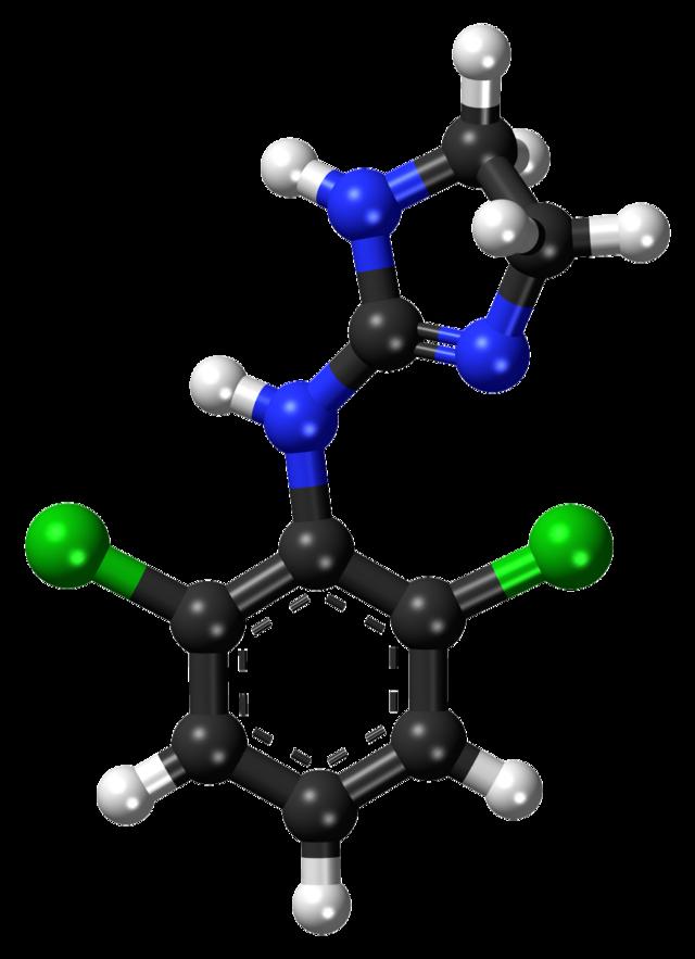 Clonidine - Wikiwand
