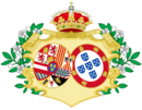 Coat of Arms of Barbara of Portugal, Princess of Asturiasg.png