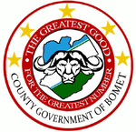 Coat of arms of Bomet County