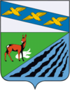 Coat of Arms of Medvensky rayon (Kursk oblast).png